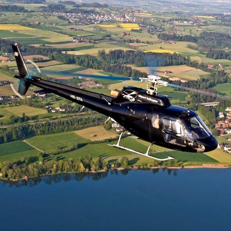 20 Minuten Hubschrauber-Rundflug – Göttingen