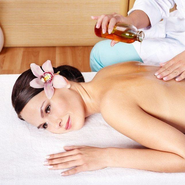 Aroma Öl Massage Leverkusen