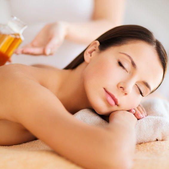 Aromaöl-Massage - Raum Aachen
