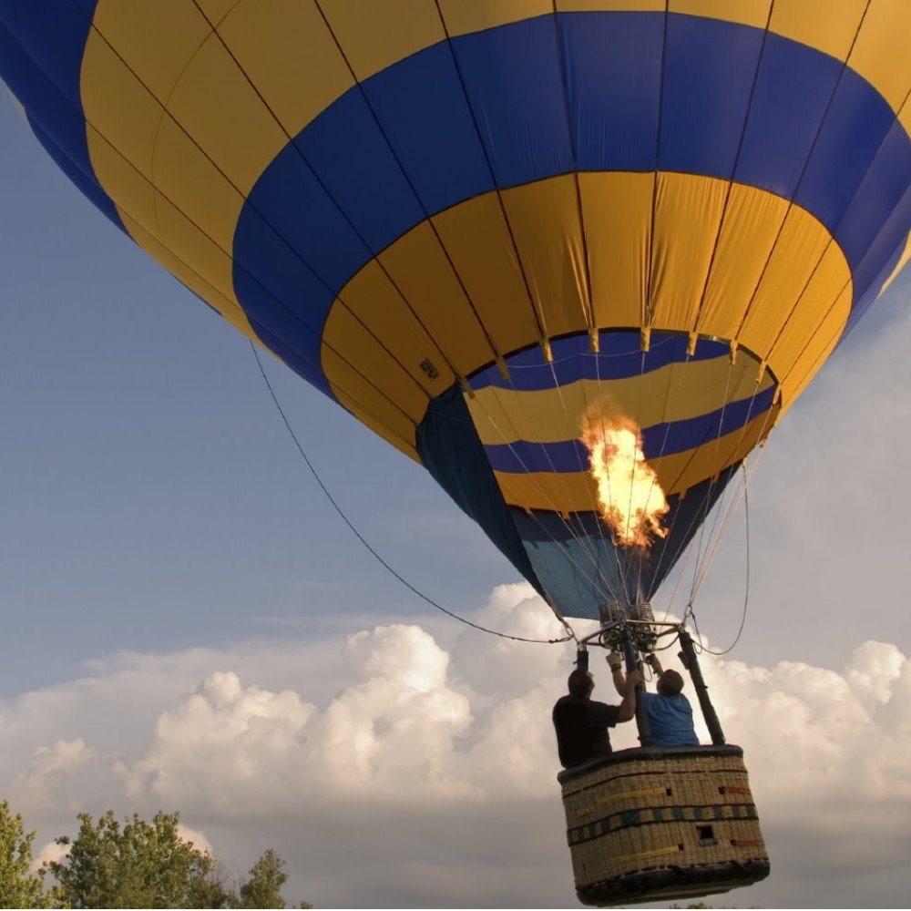 Ballonfahren Exklusiv für 5