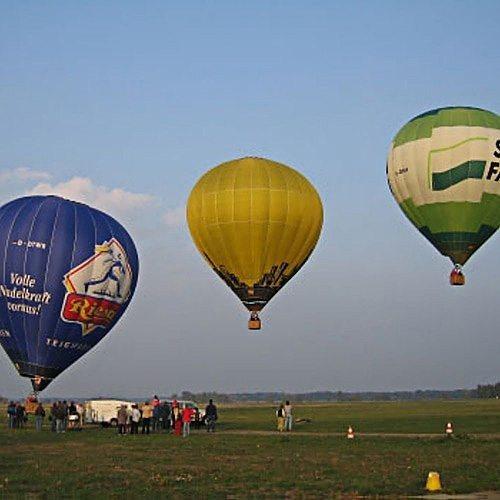 Ballonfahrt für 5 Personen in Chemnitz