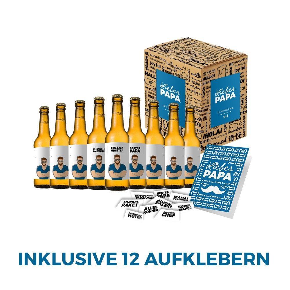 Bierbox für den Papa