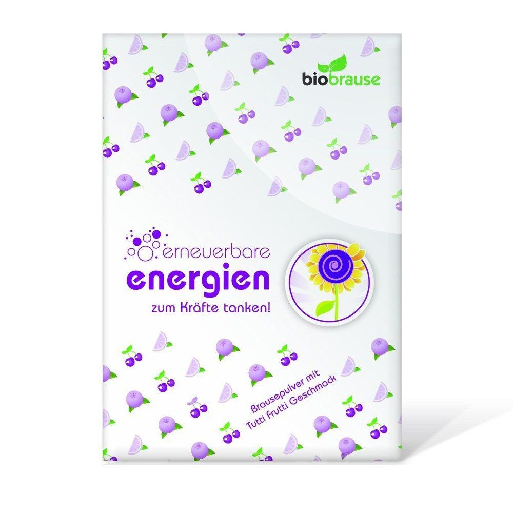 Biobrause erneuerbare Energien