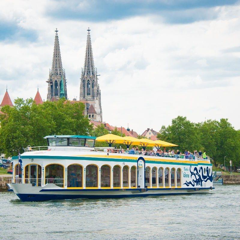 Brunch-Schifffahrt - Regensburg