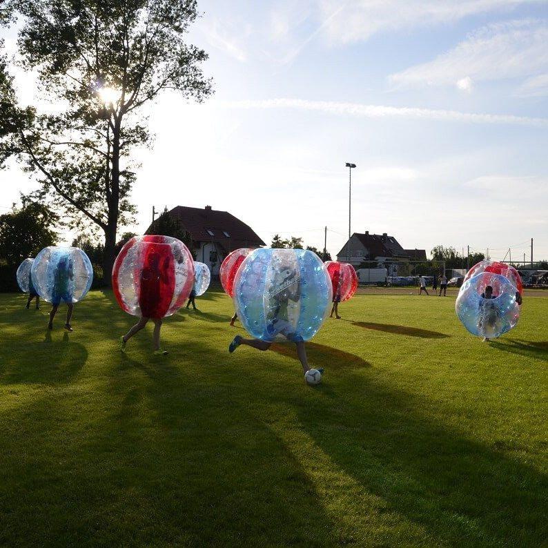 Bubble-Football für 6-10 Personen Chemnitz