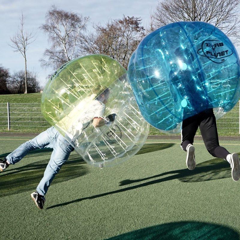 Bubble Football Paderborn