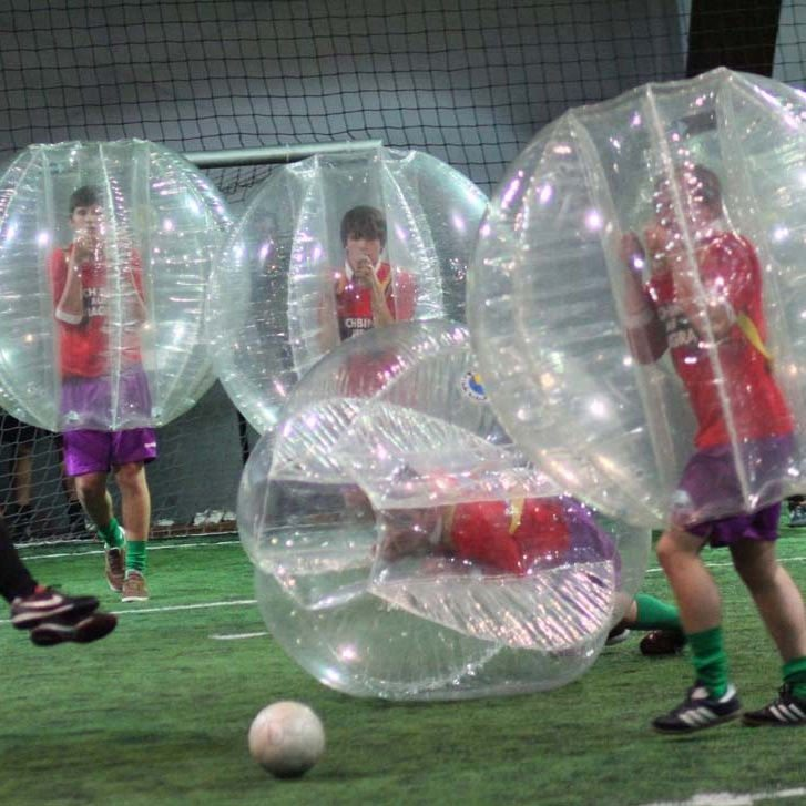 Bubble-Footballl für 12-16 Personen - Köln