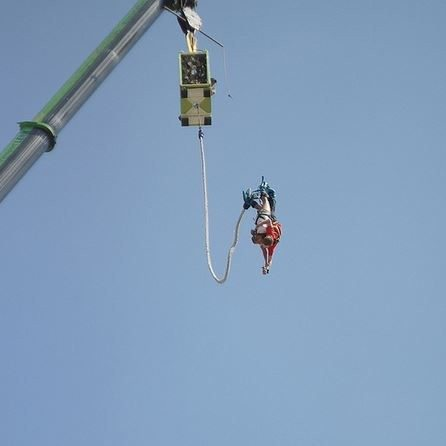 Bungee Jumping Tandemsprung - Markranstädt