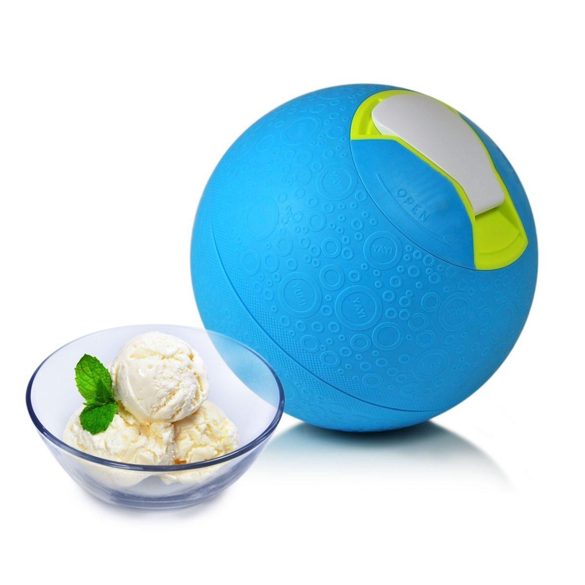 Der Eiscreme-Ball: Eis spielend selber machen