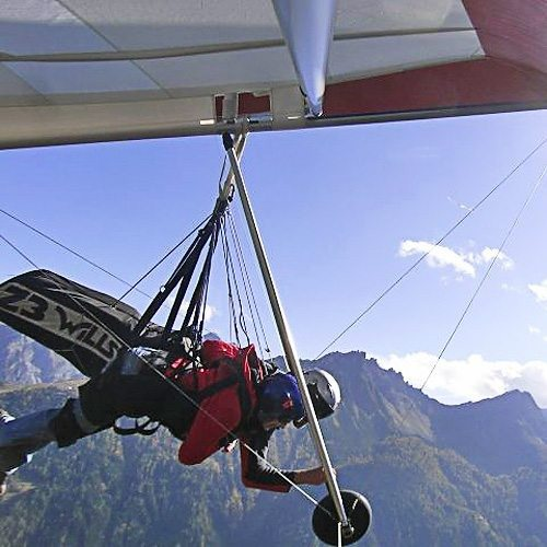 Drachentandemflug - Fulpmes