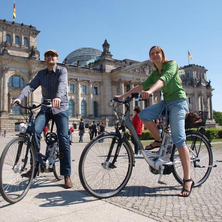 E-Bike-Tour Berlin