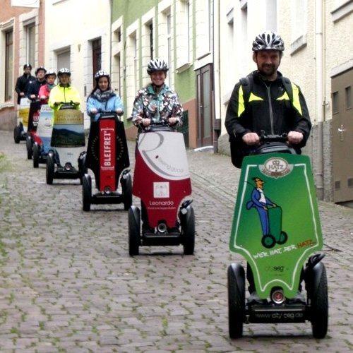 Erlebnis Segway - Tour Baden-Baden