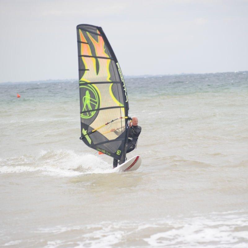 Erlebniswochenende: Windsurfen - Schwedeneck