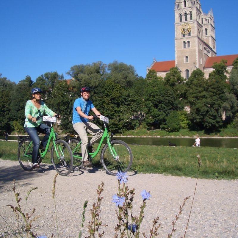Fahrradverleih für 1 Tag München