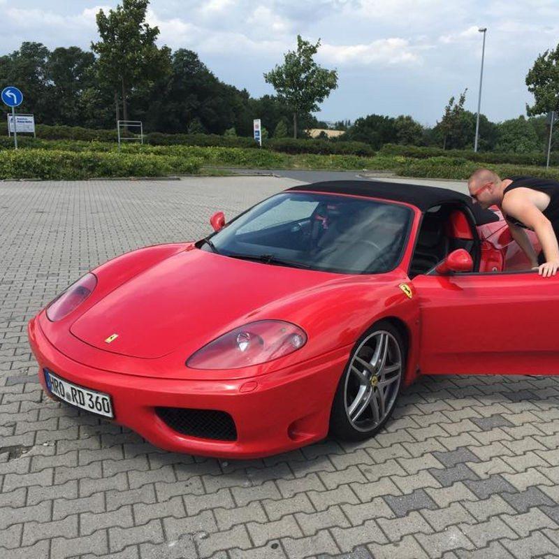 Ferrari 360 Spider fahren - Isernhagen