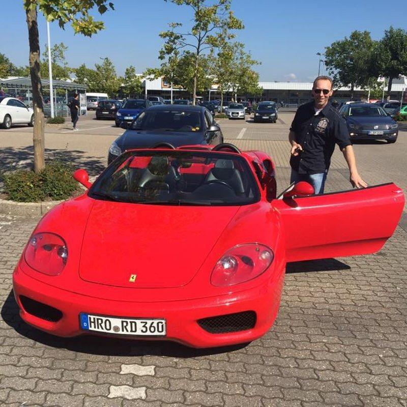 Ferrari 360 Spider fahren - Magdeburg