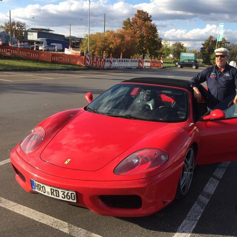 Ferrari 360 Spider fahren - Neuss