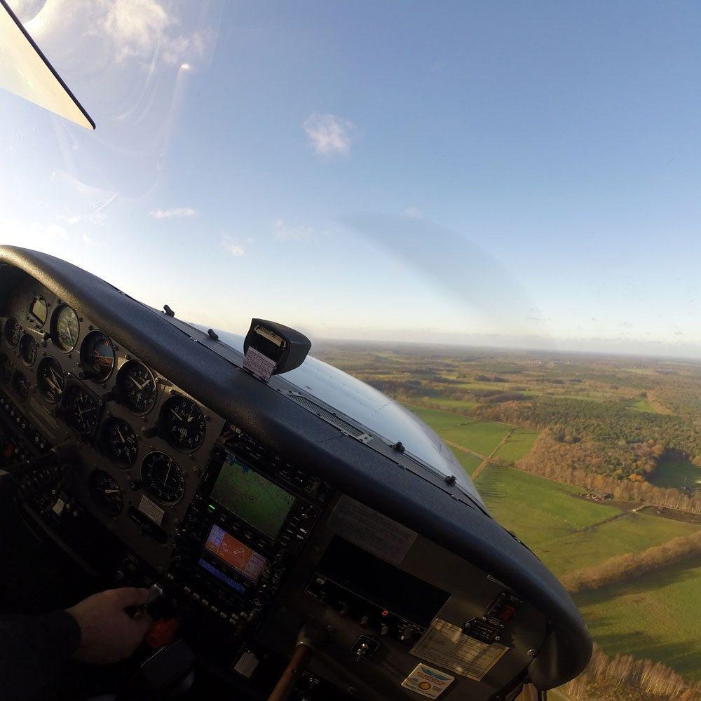 Flugangstseminar & Rundflug im Kleinflugzeug - Rotenburg (Wümme)