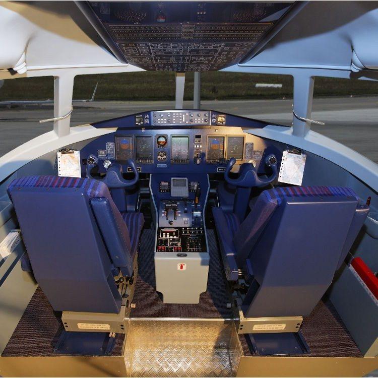 Flugsimulator Dornier 328 JET - Raum München