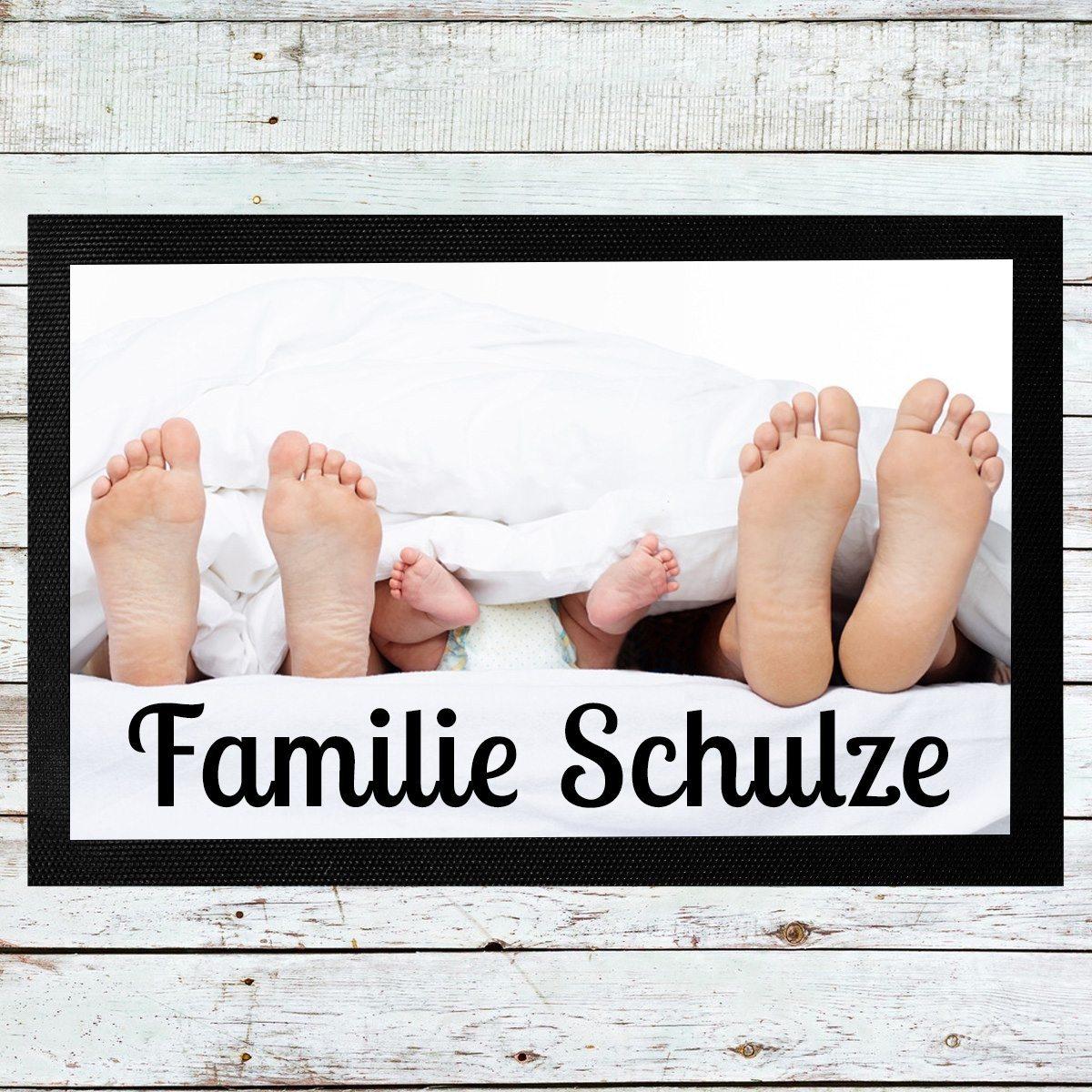 Foto-Fußmatte bedrucken