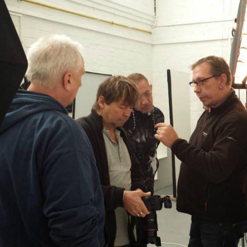 Foto-Workshop zur Portraitfotografie - Leverkusen