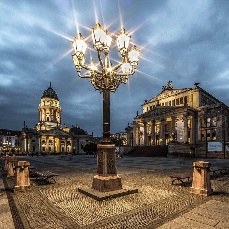Fototour bei Nacht - Berlin