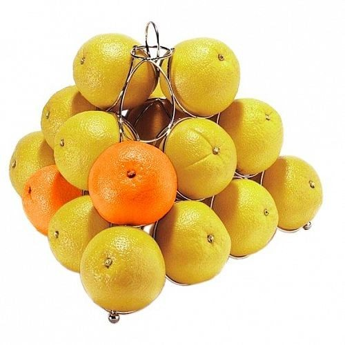 Früchtepyramide