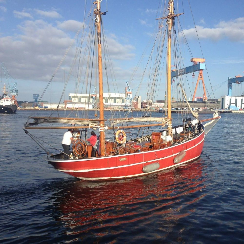 Haikutter-Tour & Speedboat-Action für 4-22 Personen - Ostsee