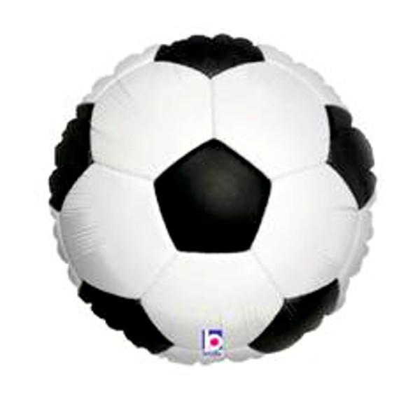 Helium-Luftballon Fußballspaß
