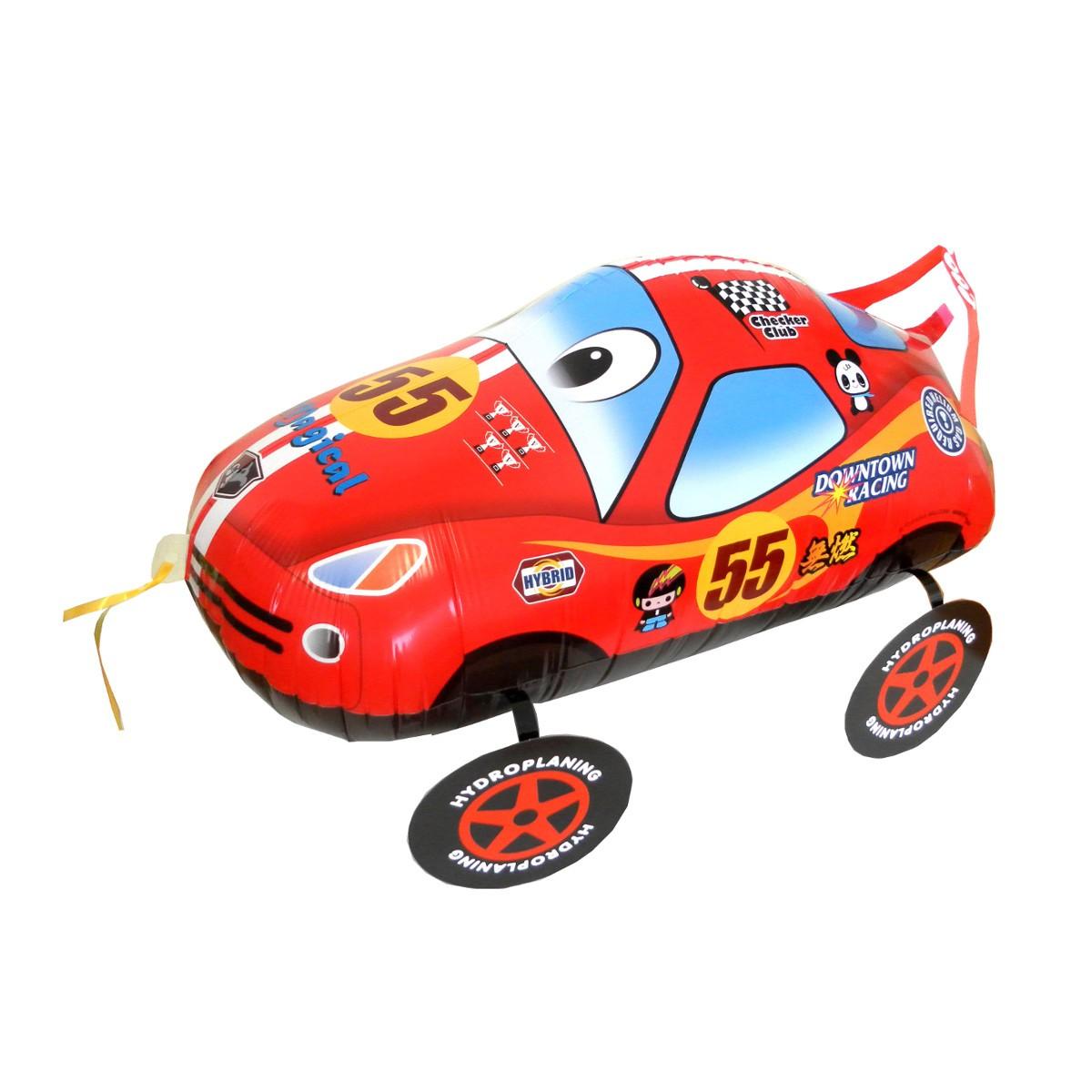 "Helium-Luftballon ""Racing Car"""