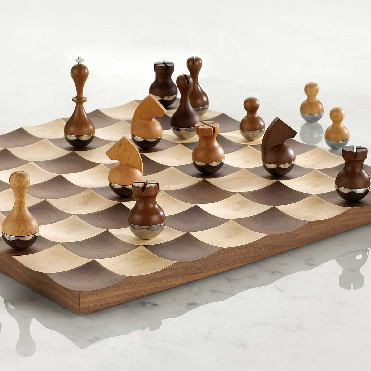 Schachspiel Holz Edel : designer schachspiel ~ Sanjose-hotels-ca.com Haus und Dekorationen