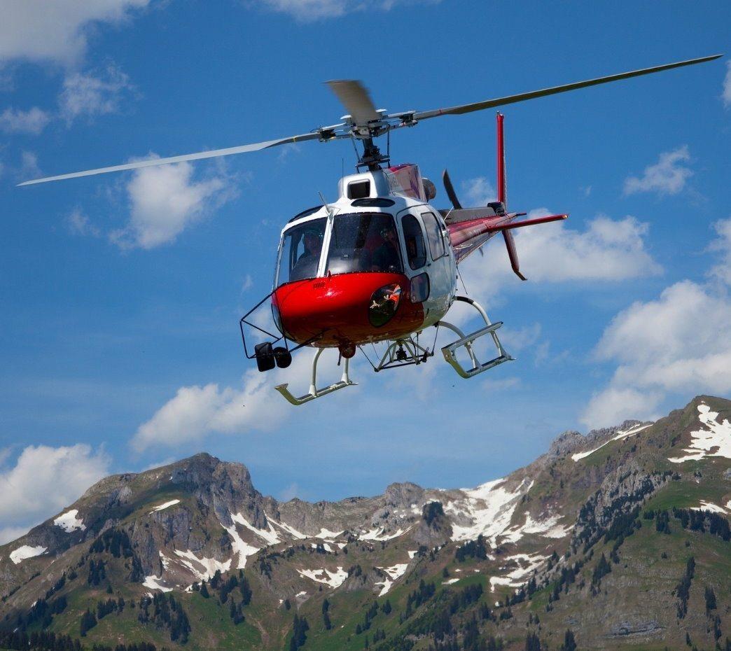 Hubschrauber Alpenrundflug - Raum München