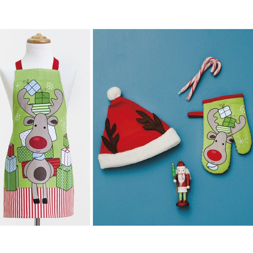 "Kinder-Kochset – ""Love from Santa"""