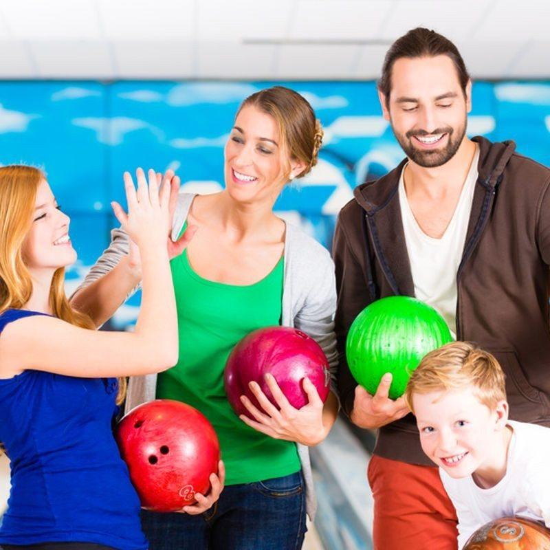 Kindergeburtstag Bowling - Raum Leipzig