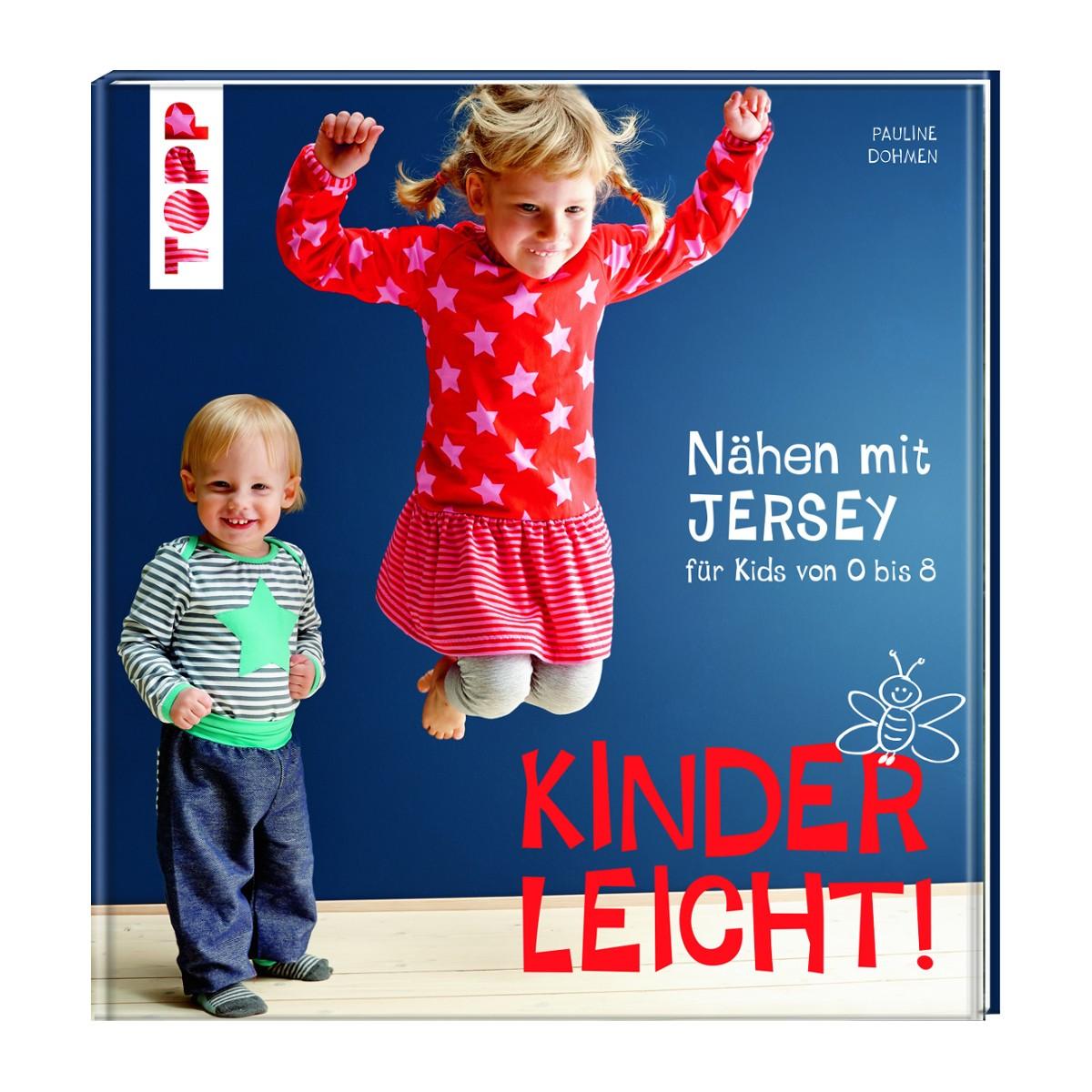 """""""Kinderleicht!"""" – Nähen mit Jersey für Babys und Kinder"""