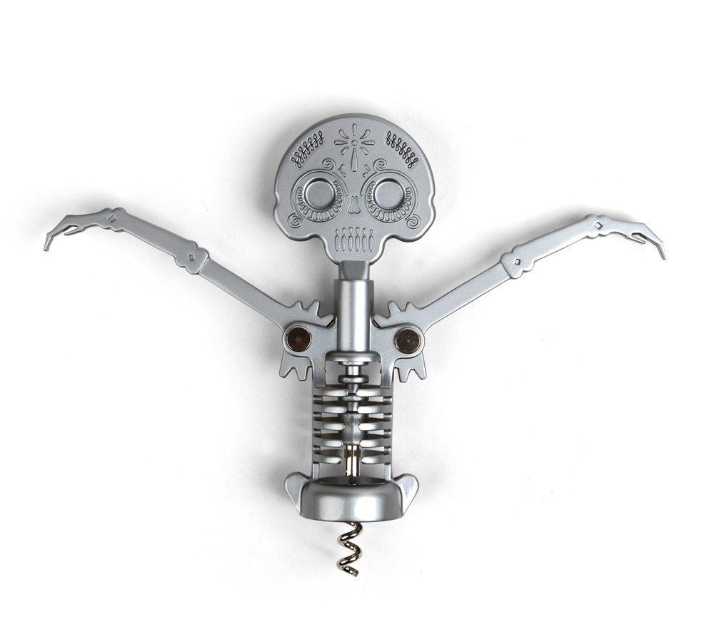 Korkenzieher Skelett