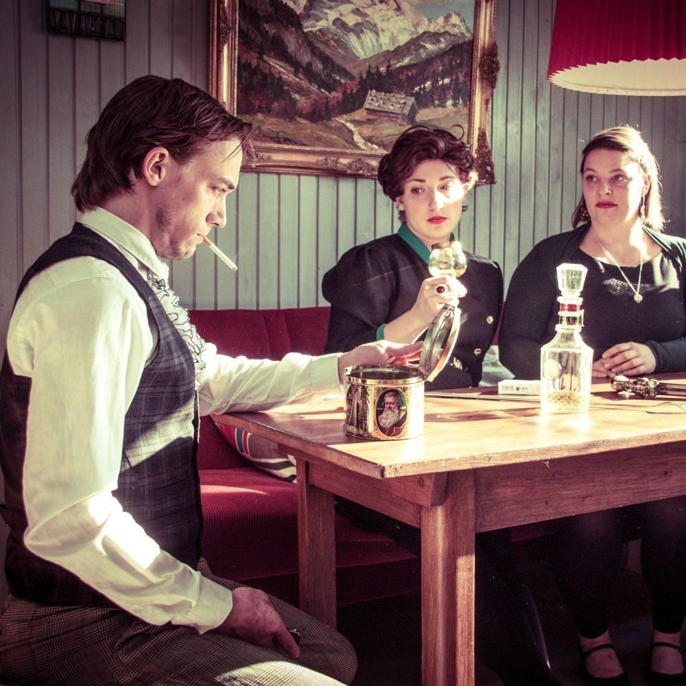 Krimi & Dinner - Ursberg