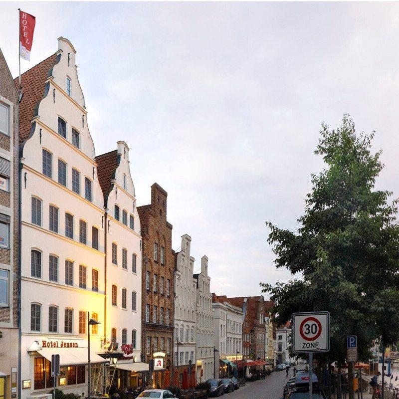 Kurzurlaub für 2 - Lübeck