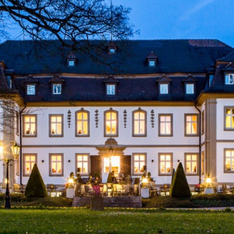 Kurzurlaub im Schlosshotel - Bad Neustadt