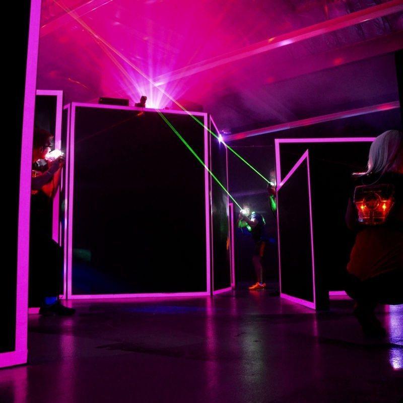 Lasertag spielen – Altenkirchen