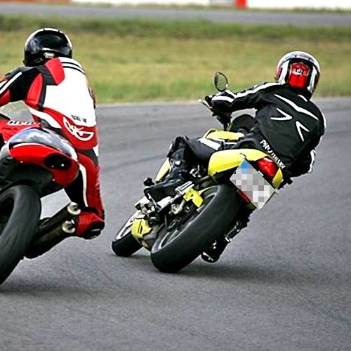 Motorrad-Kurventraining für Fortgeschrittene - Spreewaldring