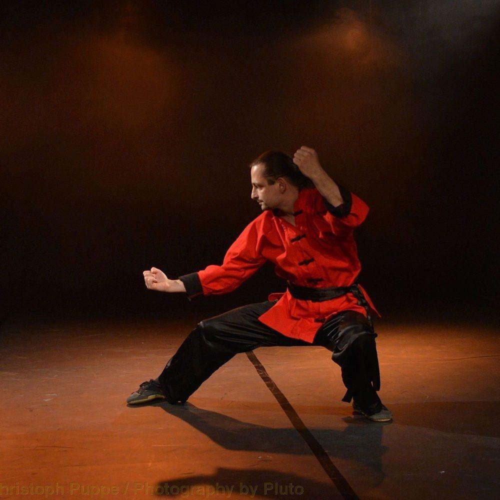 Personal Training in chinesischer Kampfkunst - Berlin
