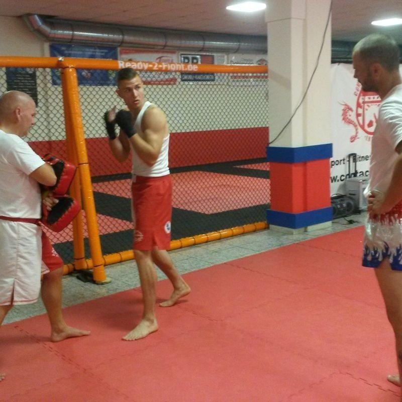Personal Training: Kampfsport – Erfurt