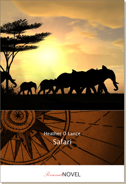 "Personalisiertes Buch ""Safari"""