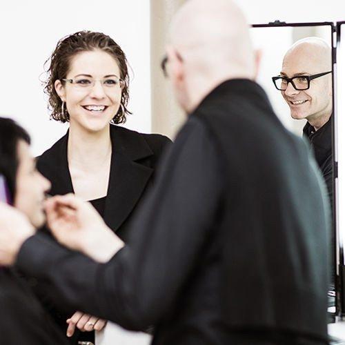 Persönliches Make-up-Training - Berlin
