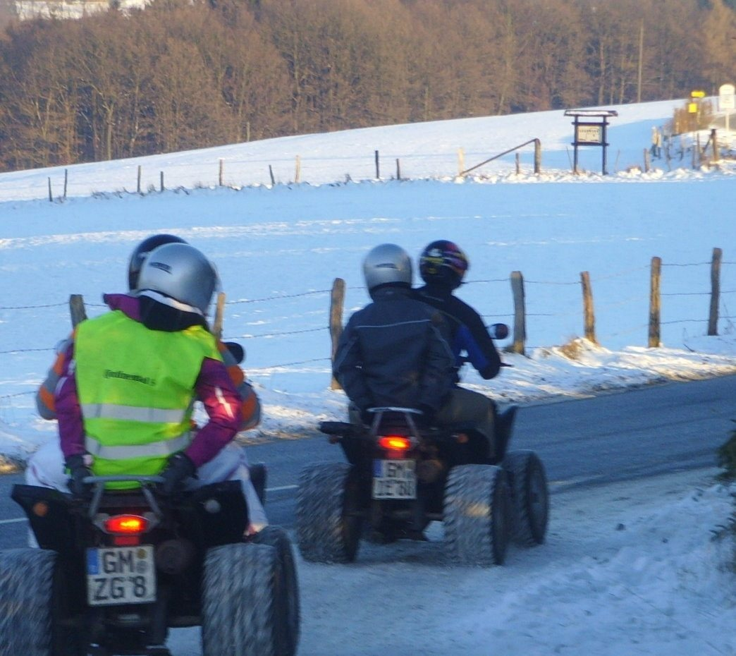 Quad Wintertour - Morsbach