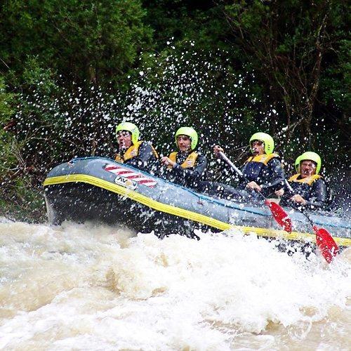 Rafting Erlebnis - 3.5 h - Raum Abtenau