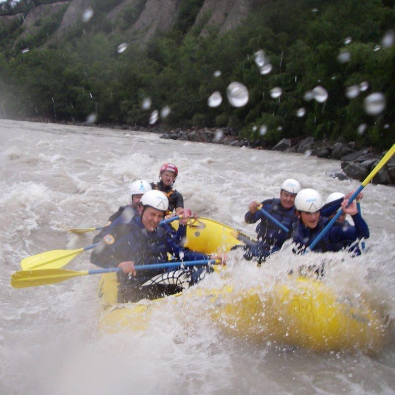 Rafting - Ötztal