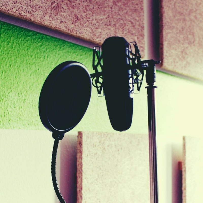 Record Your Song: Aufnahme im Tonstudio – Gießen