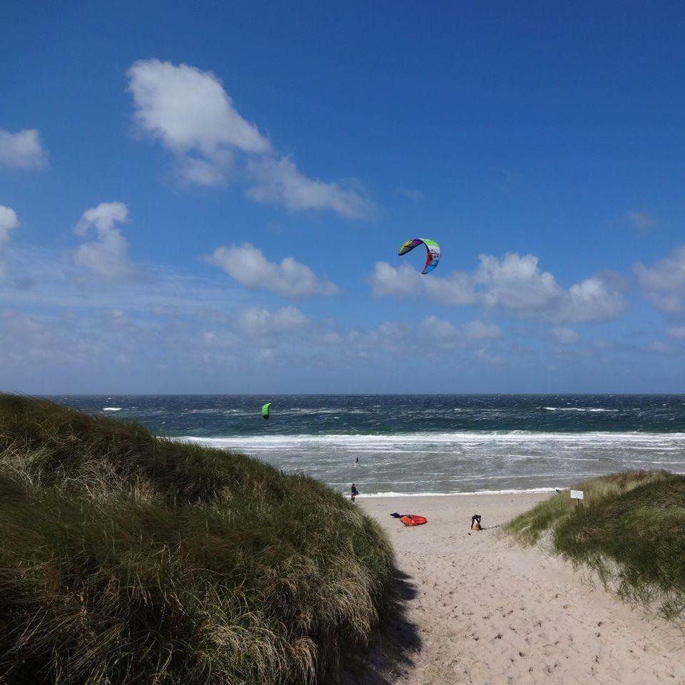 Schnupperkurs Kitesurfen - Sylt